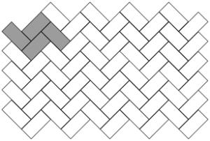 Herringbone Weave