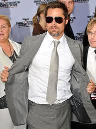 Brad Pitt style