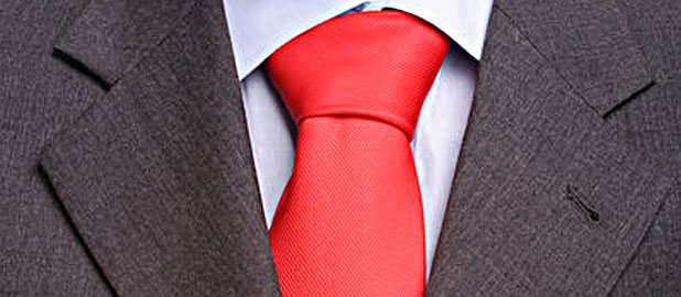 A Full Windsor Knot