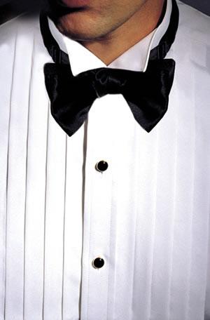 for Tuxedo shirt no studs