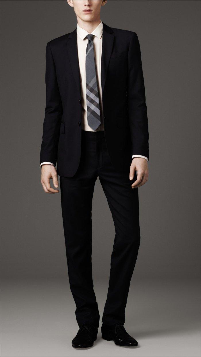 suit jacket sleeve correct length