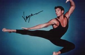 Jean Claude Van Damme Spandex