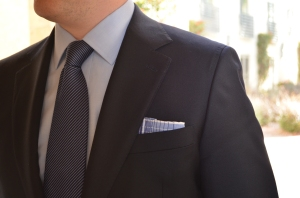 What to look for in a well fitted suit