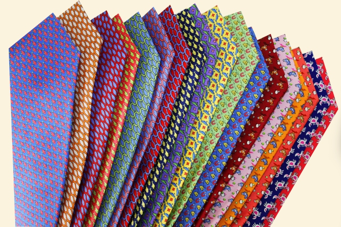 Our Animal Print Ties are perfect for events like the Kentucky Derby or Spring / Summer Weddings!