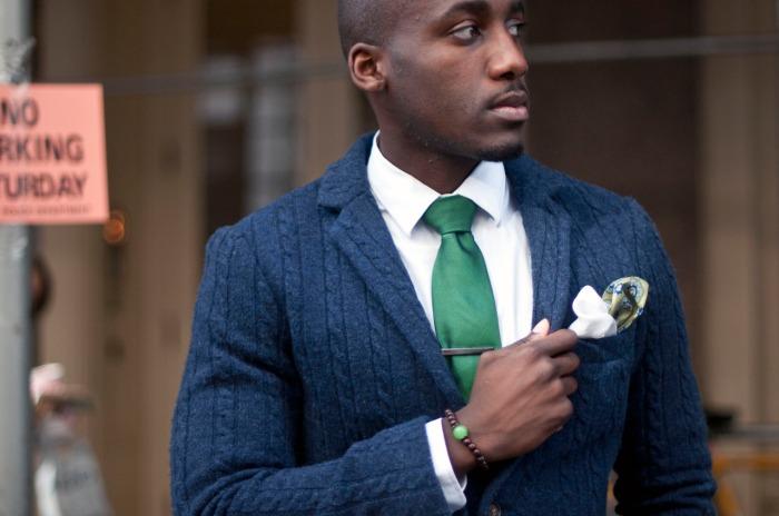 Courtesy of men's fashion blog http://www.trashness.com
